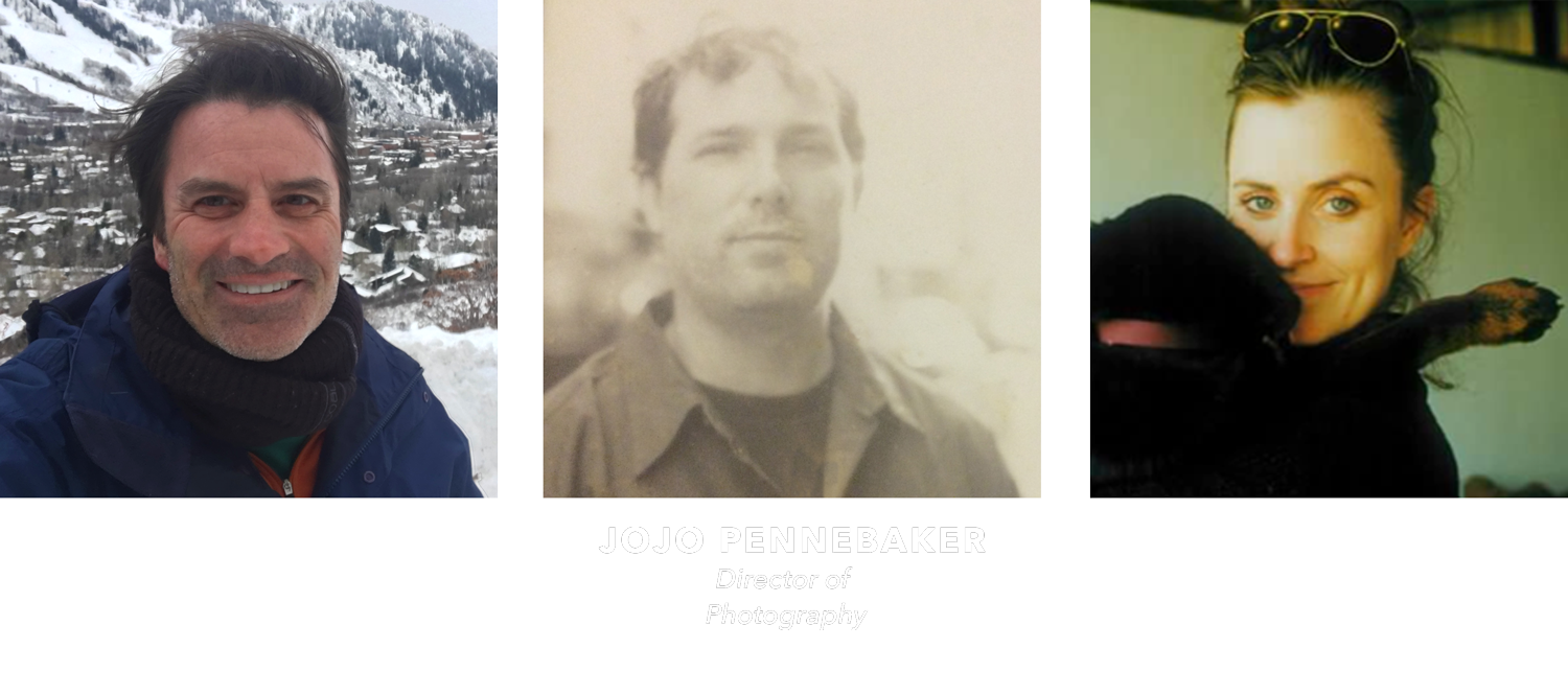 Crew of 3 Days 2 Nights documentary film: John Breen, Jojo Pennebaker, Shannon Kennedy