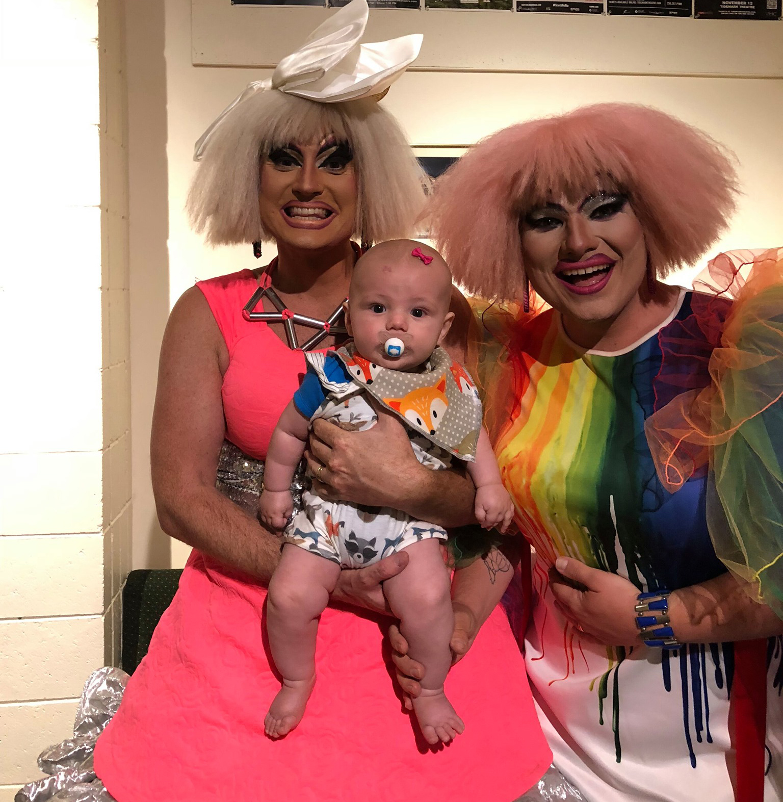 Parents Are A Drag - by Zee Zee Theatre and Vancouver International Children's Festival