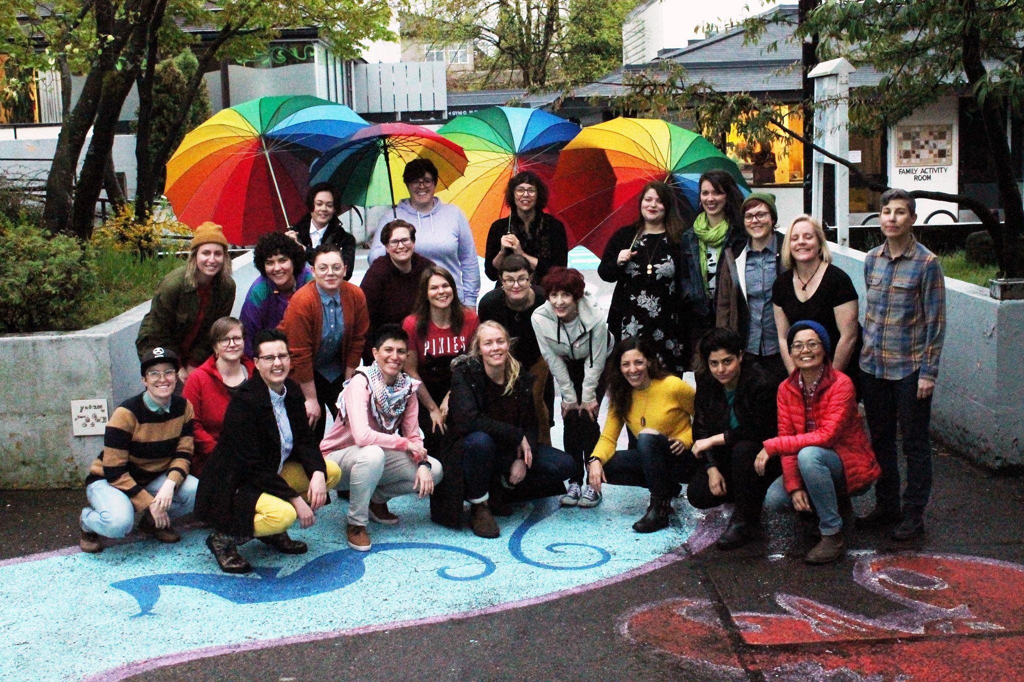 Q Choir presents Under the Umbrella June 1