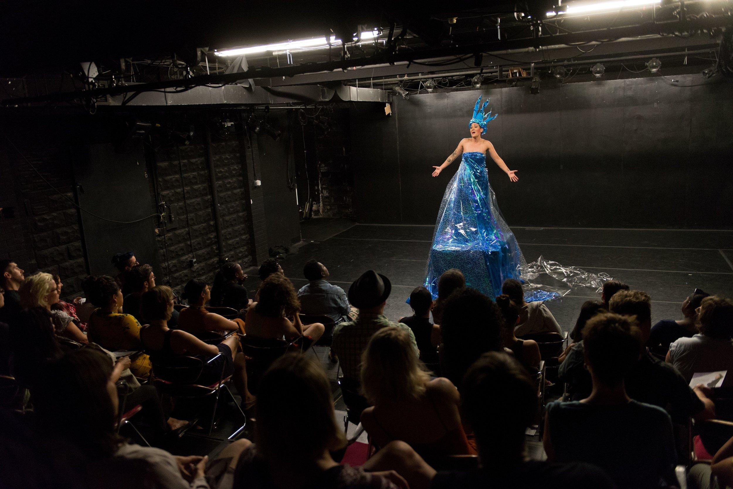 The Queen In Me. Queer Arts Festival starts June 17.
