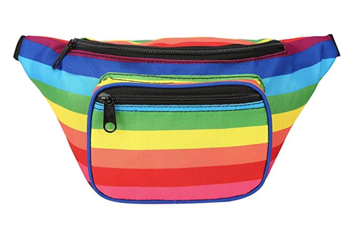 Rainbow Fanny Pack  $9