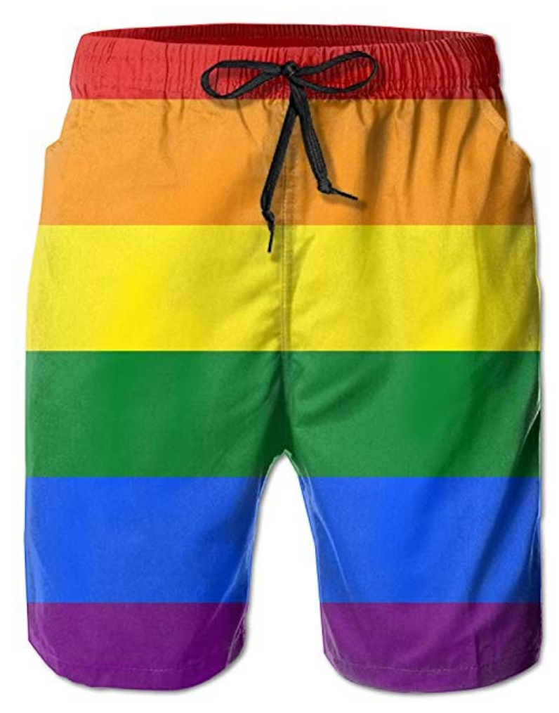 Rainbow Shorts. Various Prices