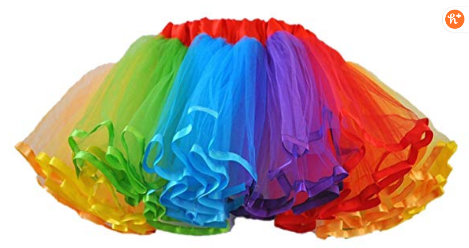 Rainbow Tutu. Various prices