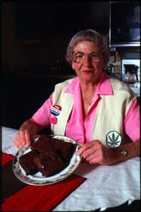 Brownie Mary