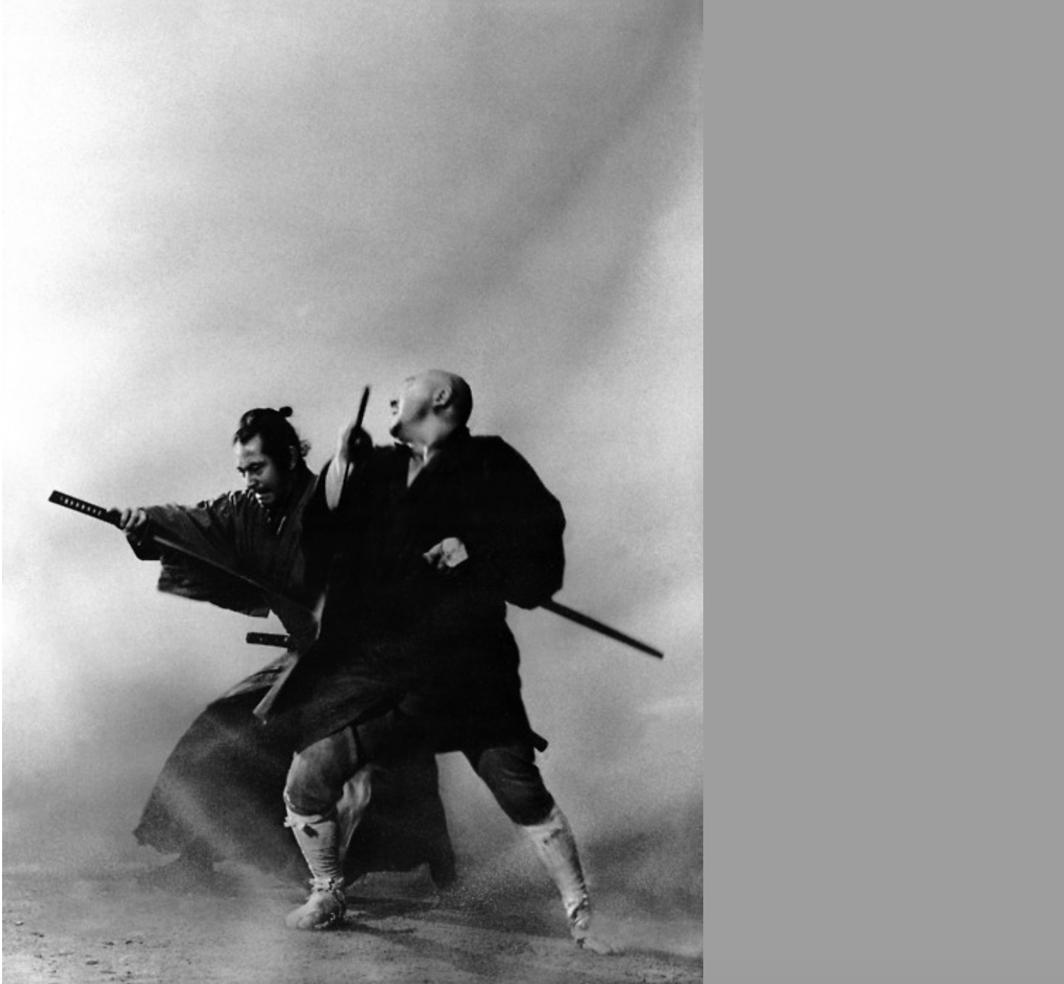 Decades of Kurosawa -