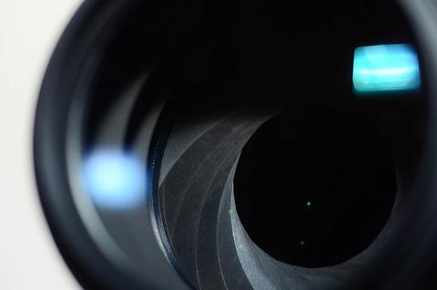 Pic - Lens Iris Open