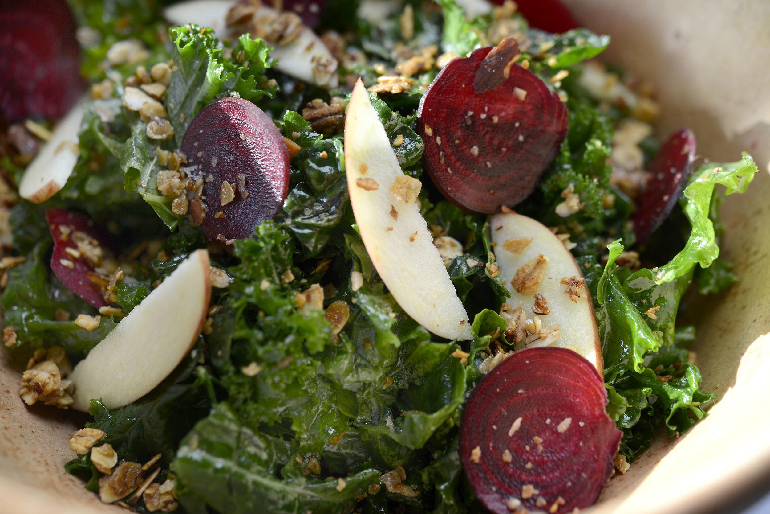 Cask & Larder - Kale Salad (2)