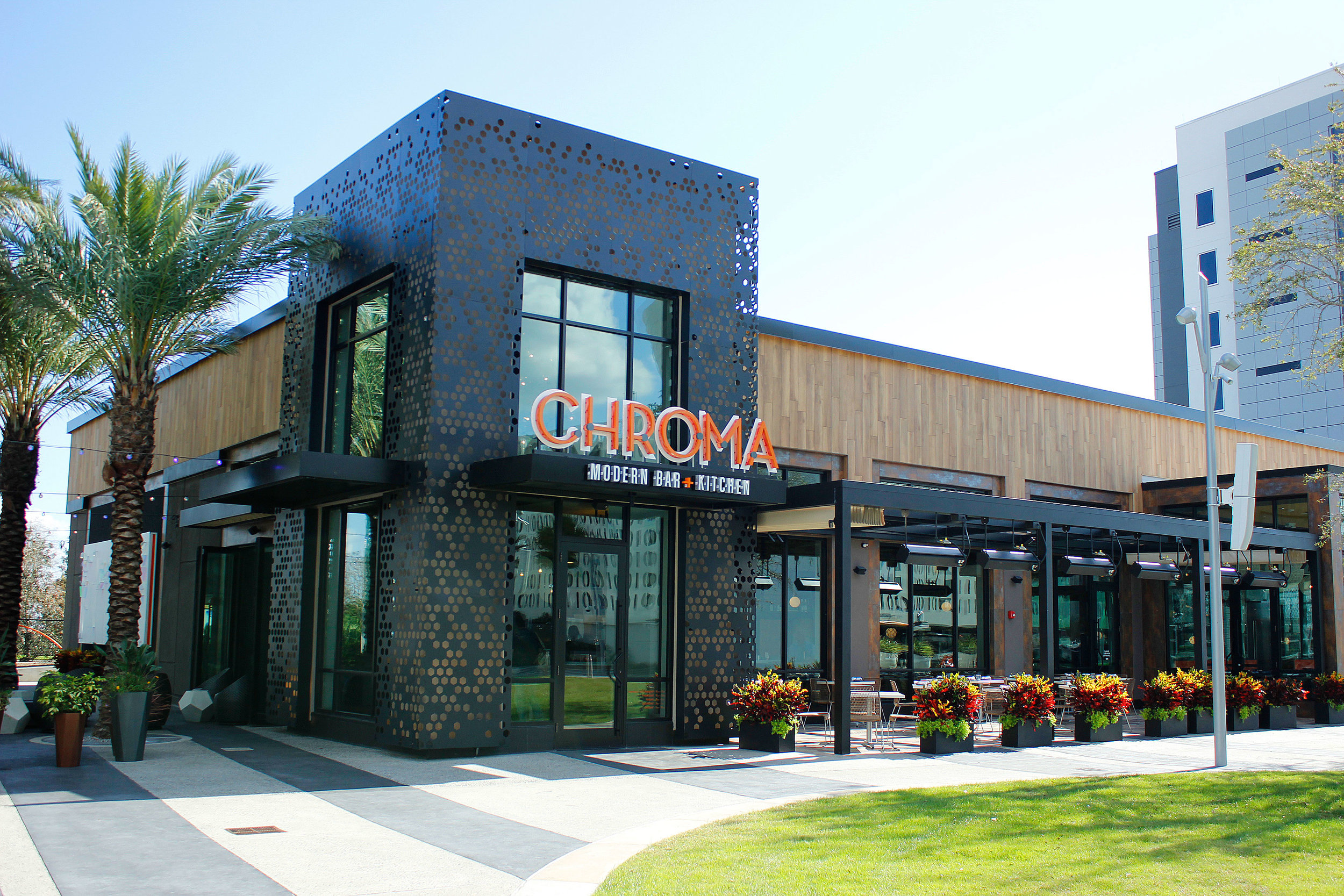 Chroma Restaurant