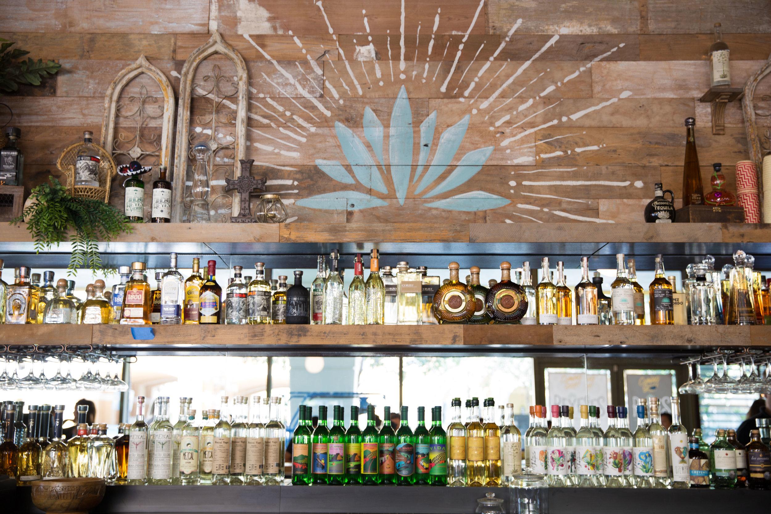 Reyes Mezcaleria Bar