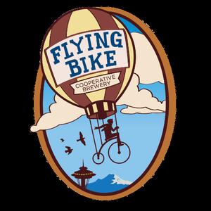 Flying Bike Brewery Logo