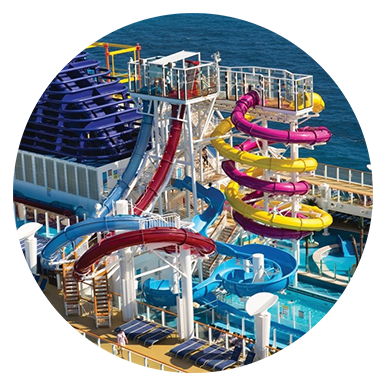 Waterslides - Pools, Hot Tubs & more!