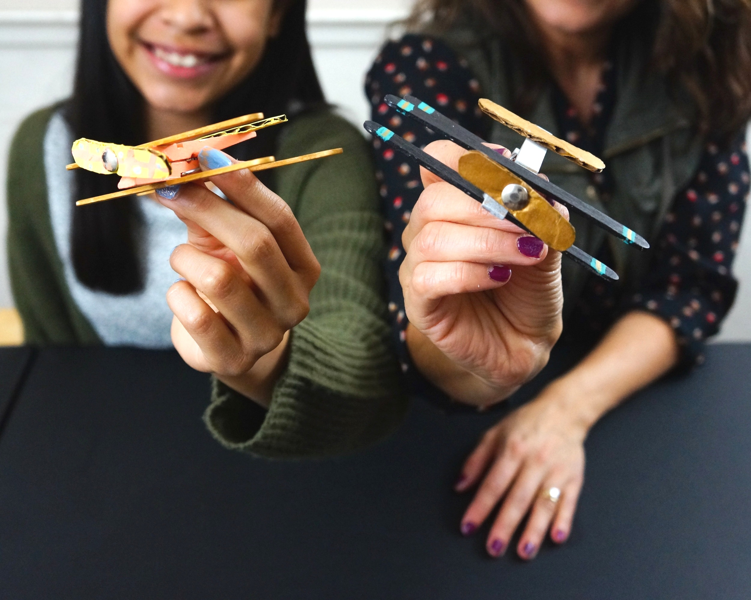 DIY Clothespin airplane, Clothespin airplane craft, Popsicle stick airplane, Craft plane, Plane with moving parts, Clothespin airplane with moving propeller, DIY spinning propeller, All About Hope projects