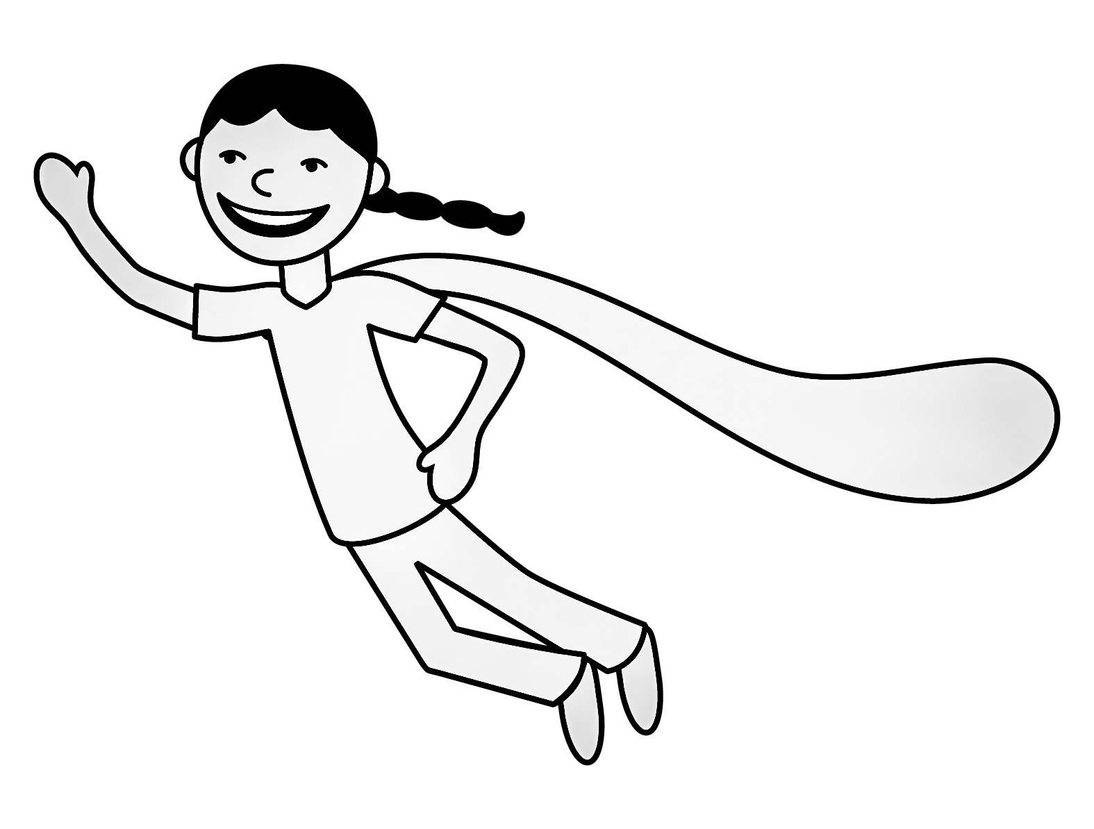 hope kids, cape kids, super hero kids