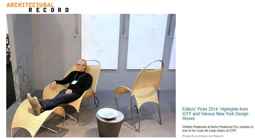 Architectural Record May 2014