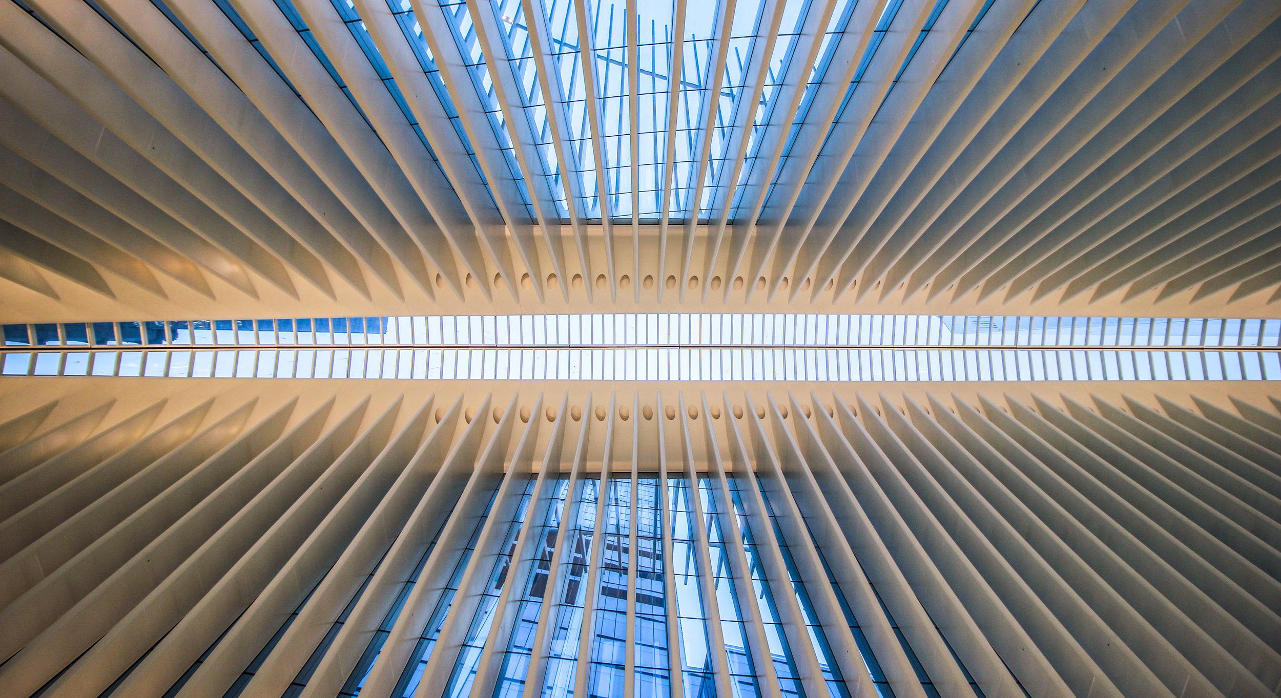 World Trade Center Transportation Hub, January 28, 2017