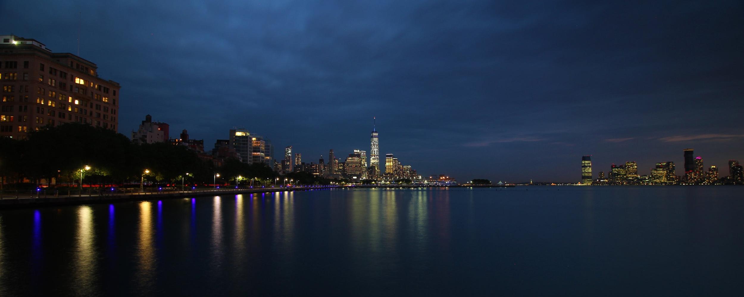 Lower Manhattan, May 24, 206