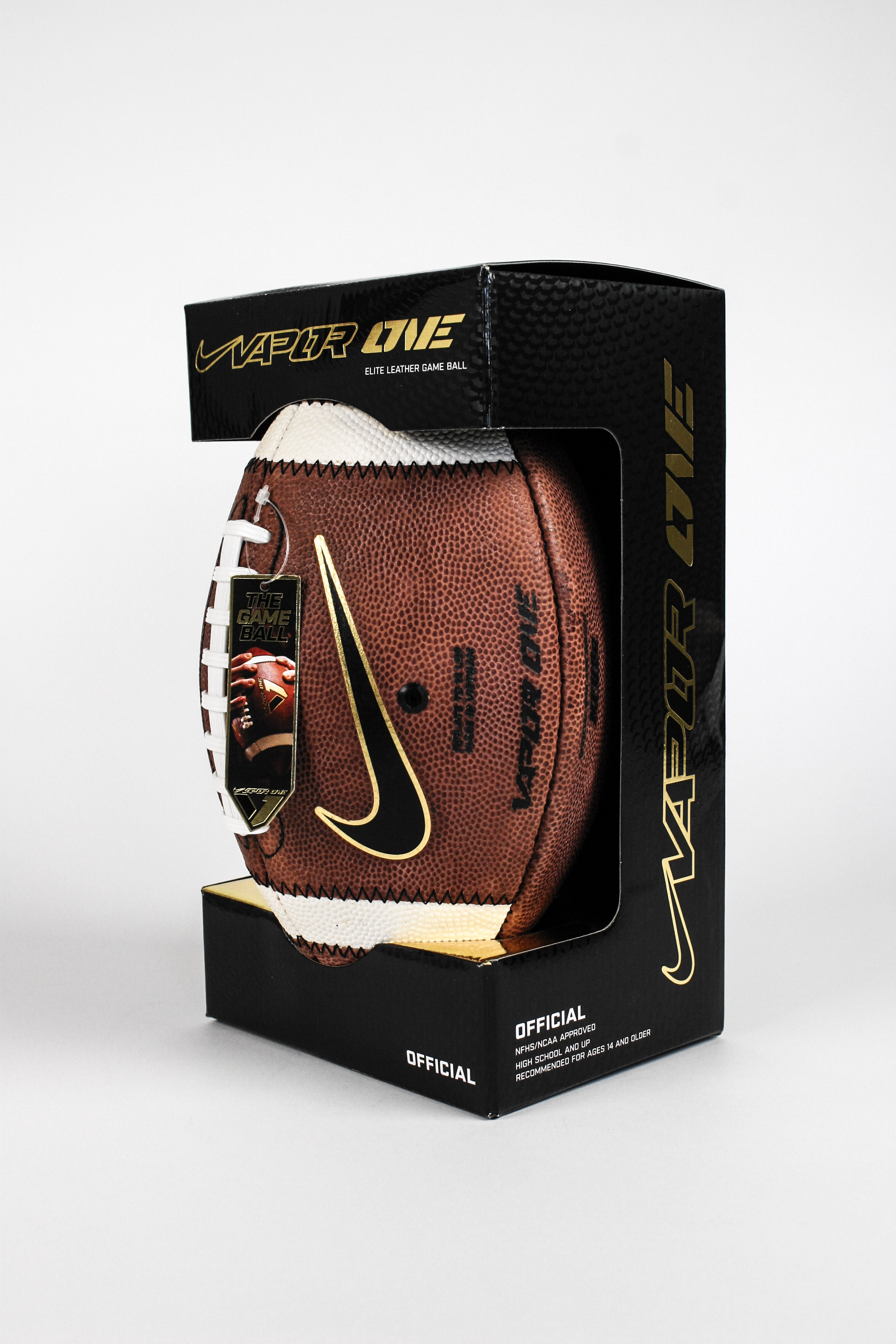 Nike Vapor One—Identity \u0026 Packaging