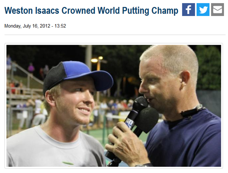 Weston Isaacs Crowned World Putting Champ.png