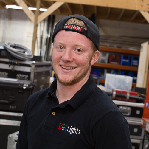 Mac McPherson     Lead Production Technician & Assistant Shop Manager