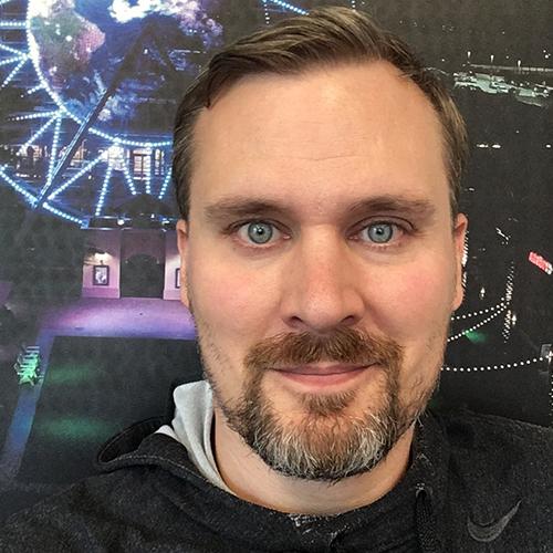 Jeff Gallenbeck     Senior Project Manager