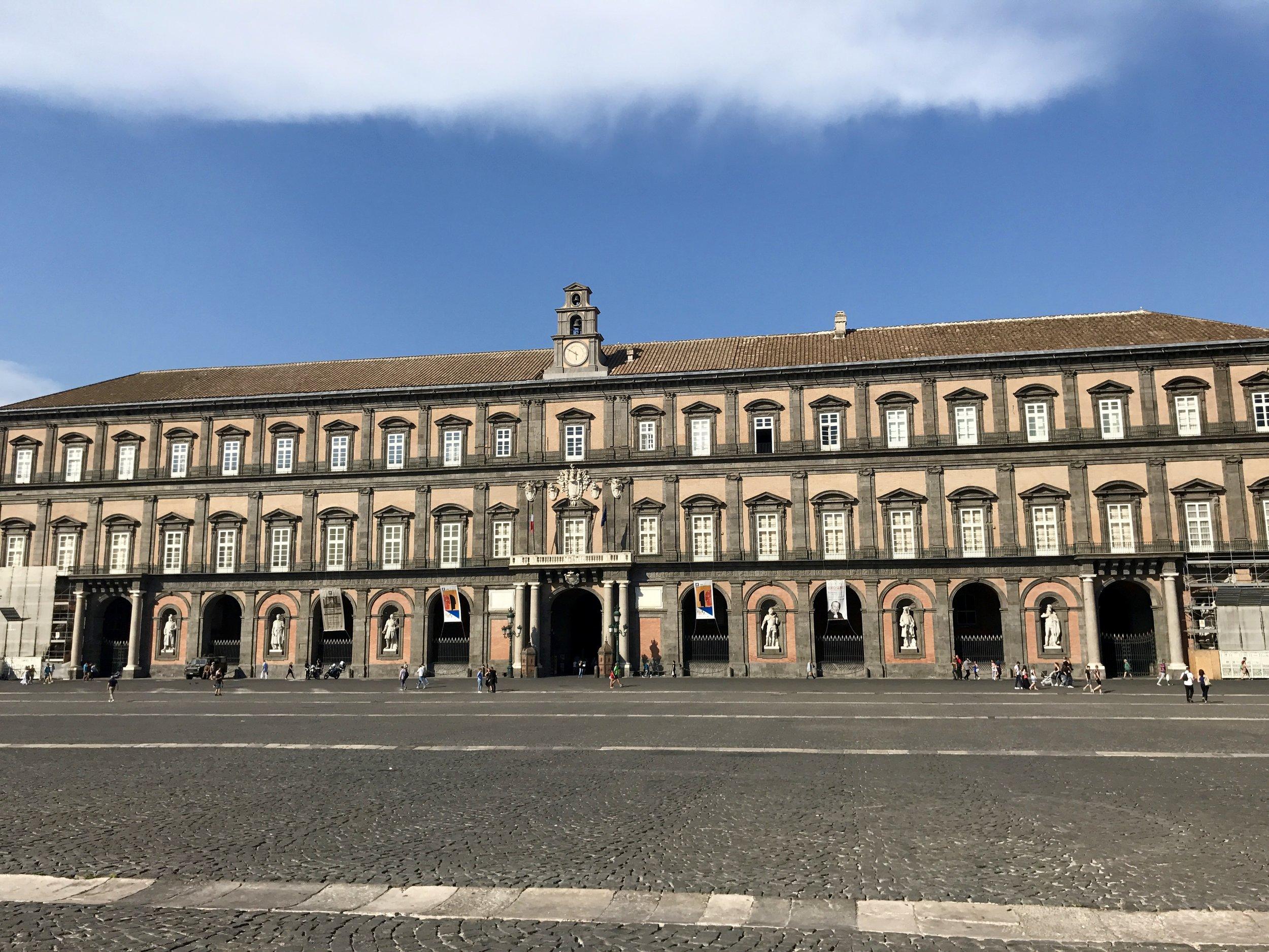 Royal Palace Napoli