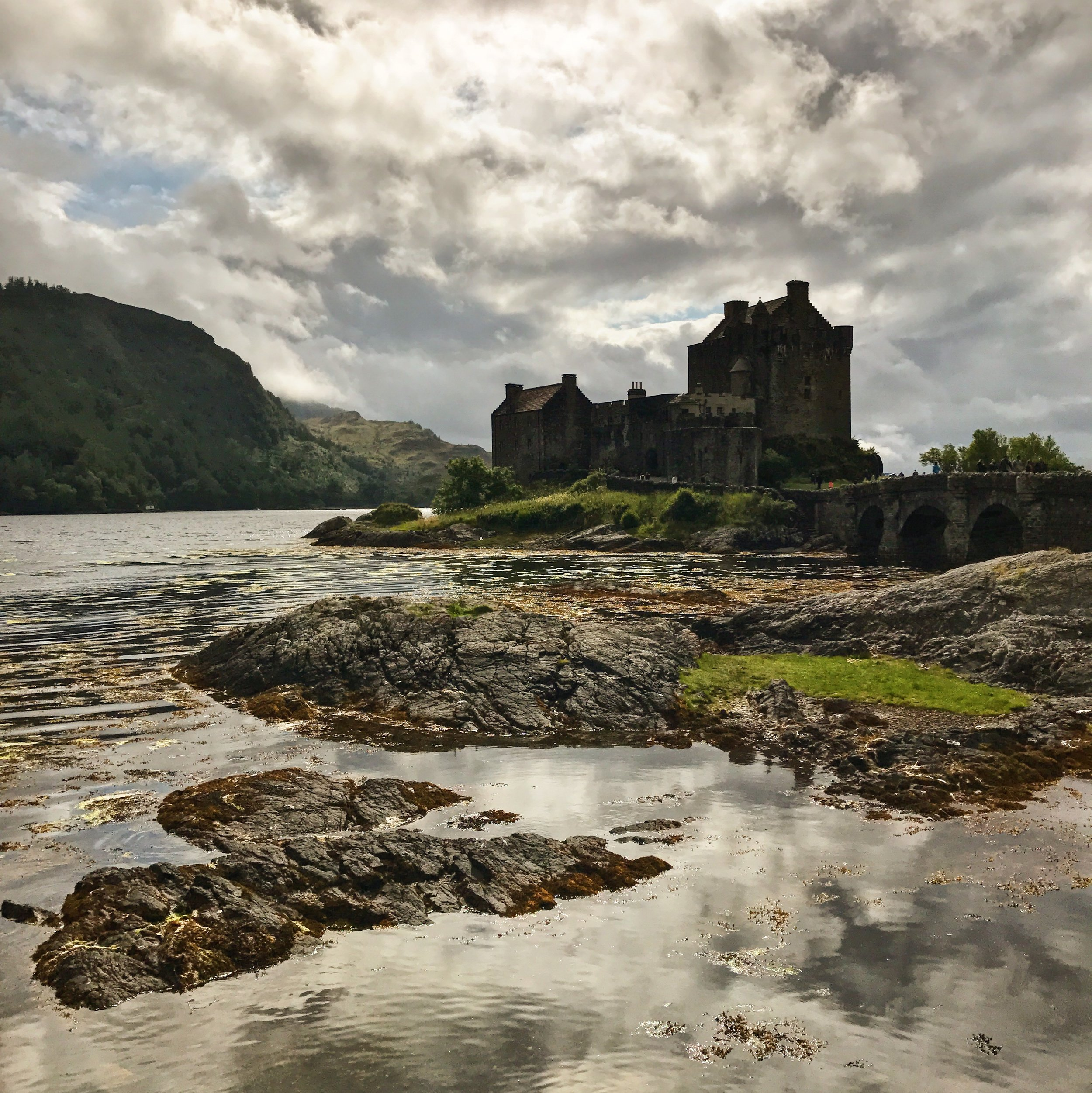 You can get married at Eileen Donan Castle for £1500, which sounds really cheap to me (though maybe my mind is warped from living in New York and London). Hands up if Scottish weddings make you think of Charlotte and Trey!