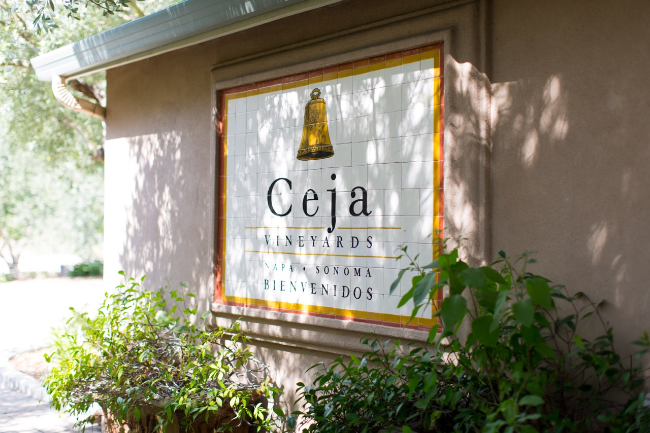 Deja Vineyards is a family affair. They own properties in Napa and Sonoma.