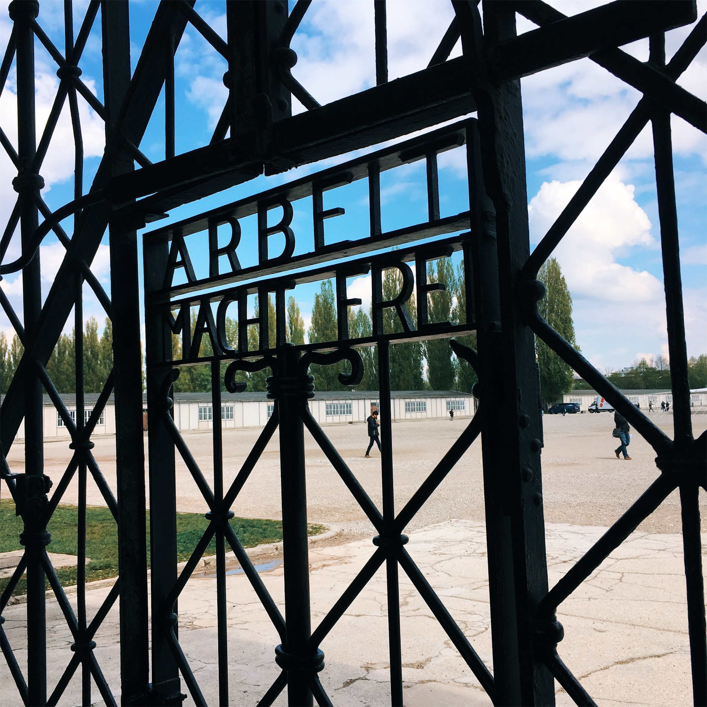 When visiting Munich, a day trip to the  Dachau Concentration Camp  is a must. It's worth it to go with a guide like Maxine who can explain the history.