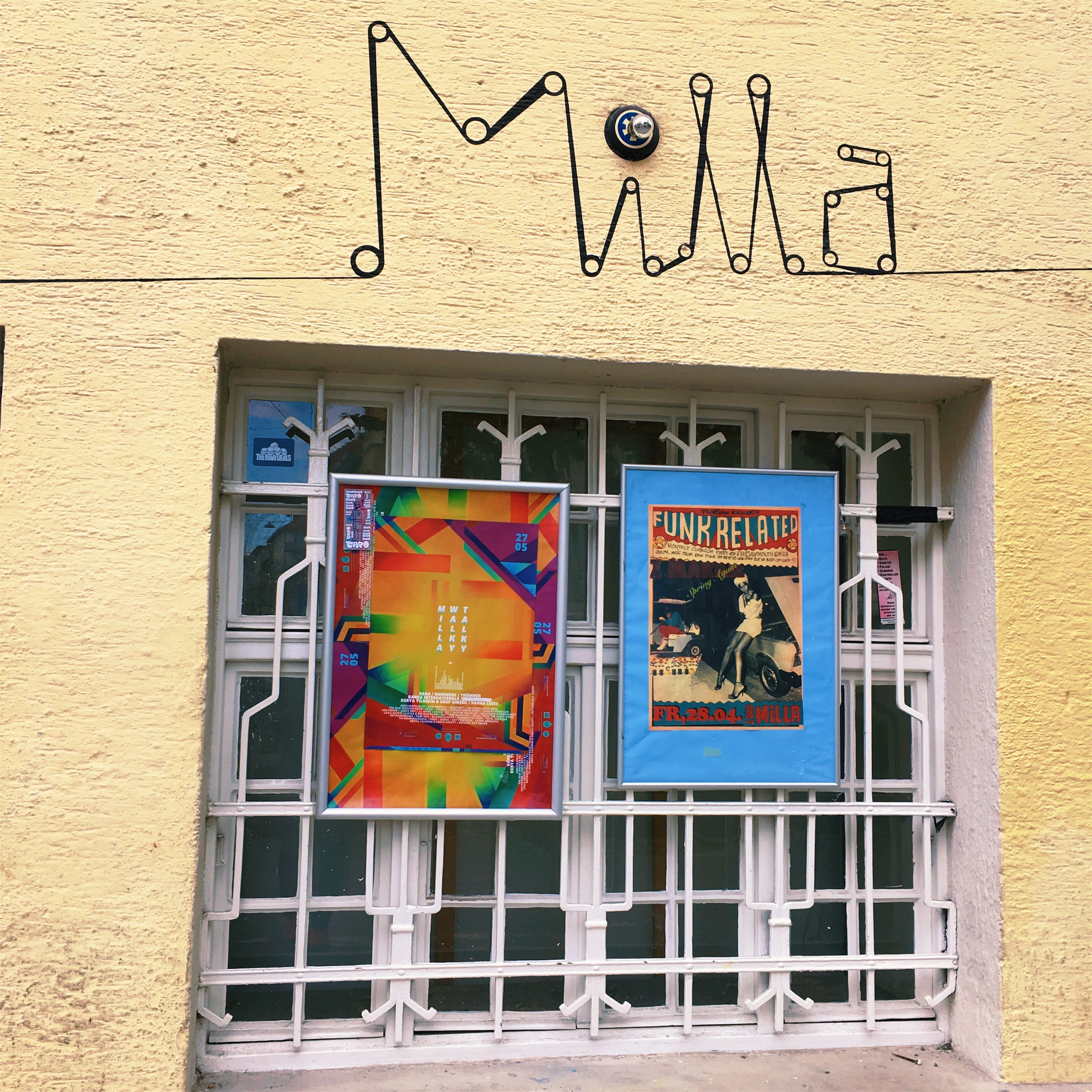 Munich might not have Berlin's edge, but it's still a city packed with culture and places to see live music, like  Milla .