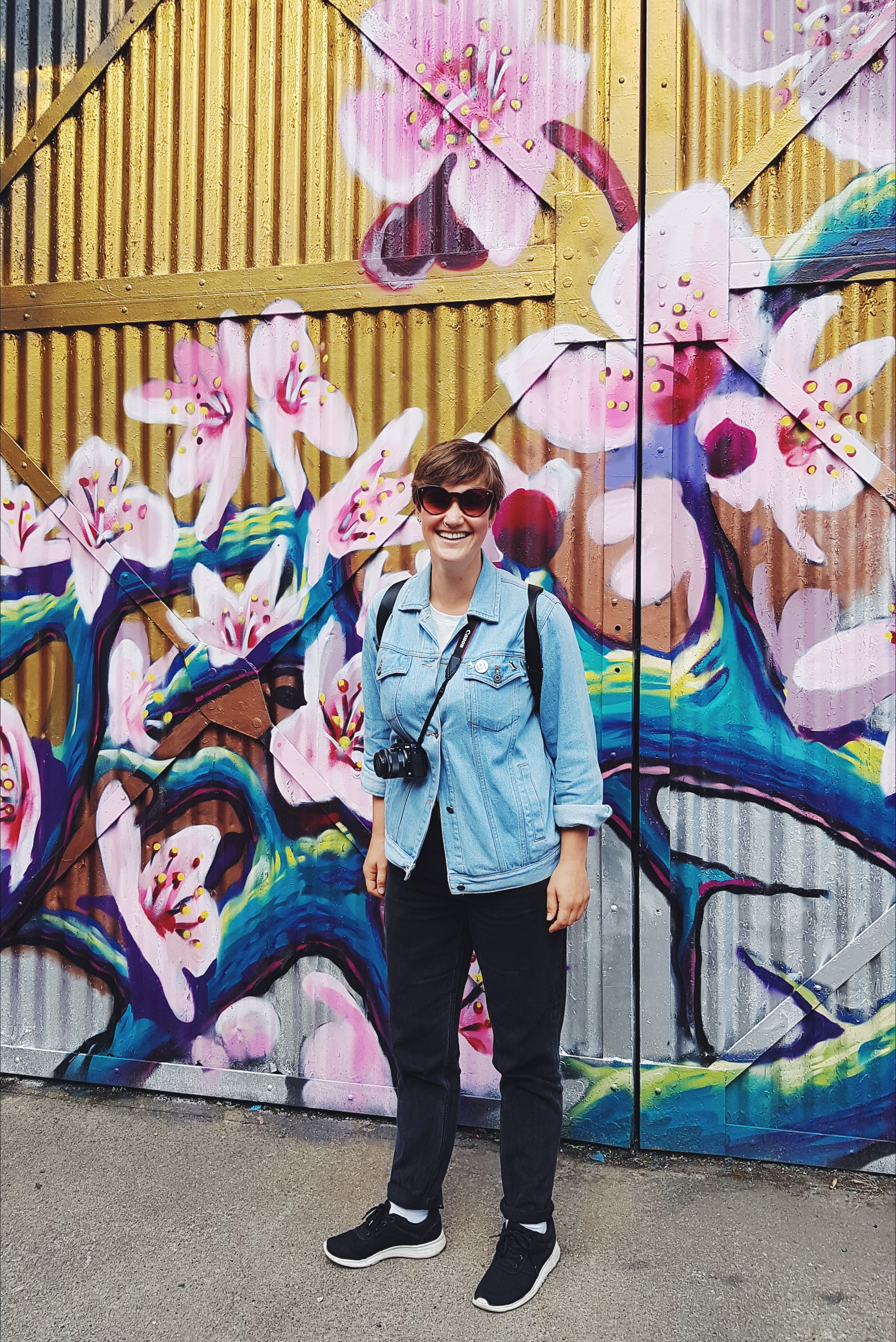 """""""Glasgow is such a culturally rich city,"""" Kathi says. """"Lots of film festivals, music festivals. I really like the   Glasgow International  , which happens every two years in April. That's an art and performance festival."""" Kathi has also started her own   feminist film festival, Femspectives  ."""