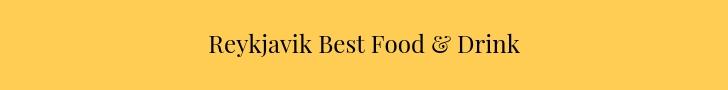 reykjavik-best-food-drink