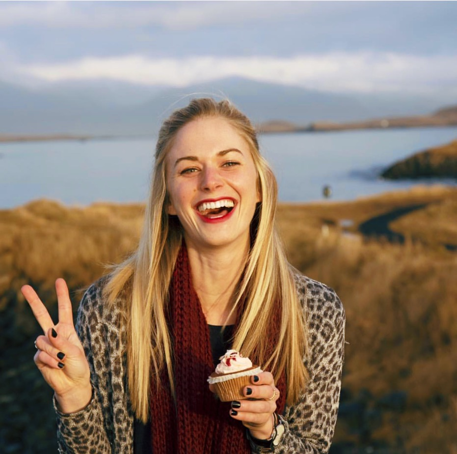This year, Kaelene Spence got married, bought a house, had a baby, earned her MBA, and then returned to work after maternity leave. Miraculously, she still finds time to blog about her Icelandic adventures at  Unlocking Kiki,  Photo courtesy of  Kaelene .