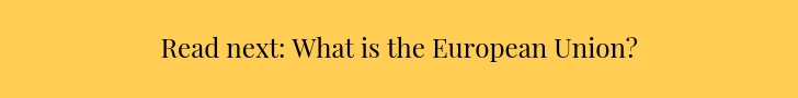 What is the European Union? banner
