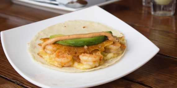 """""""Make sure you try the Kesitos Cabanna taco – you won't regret it!"""" Amanda says."""