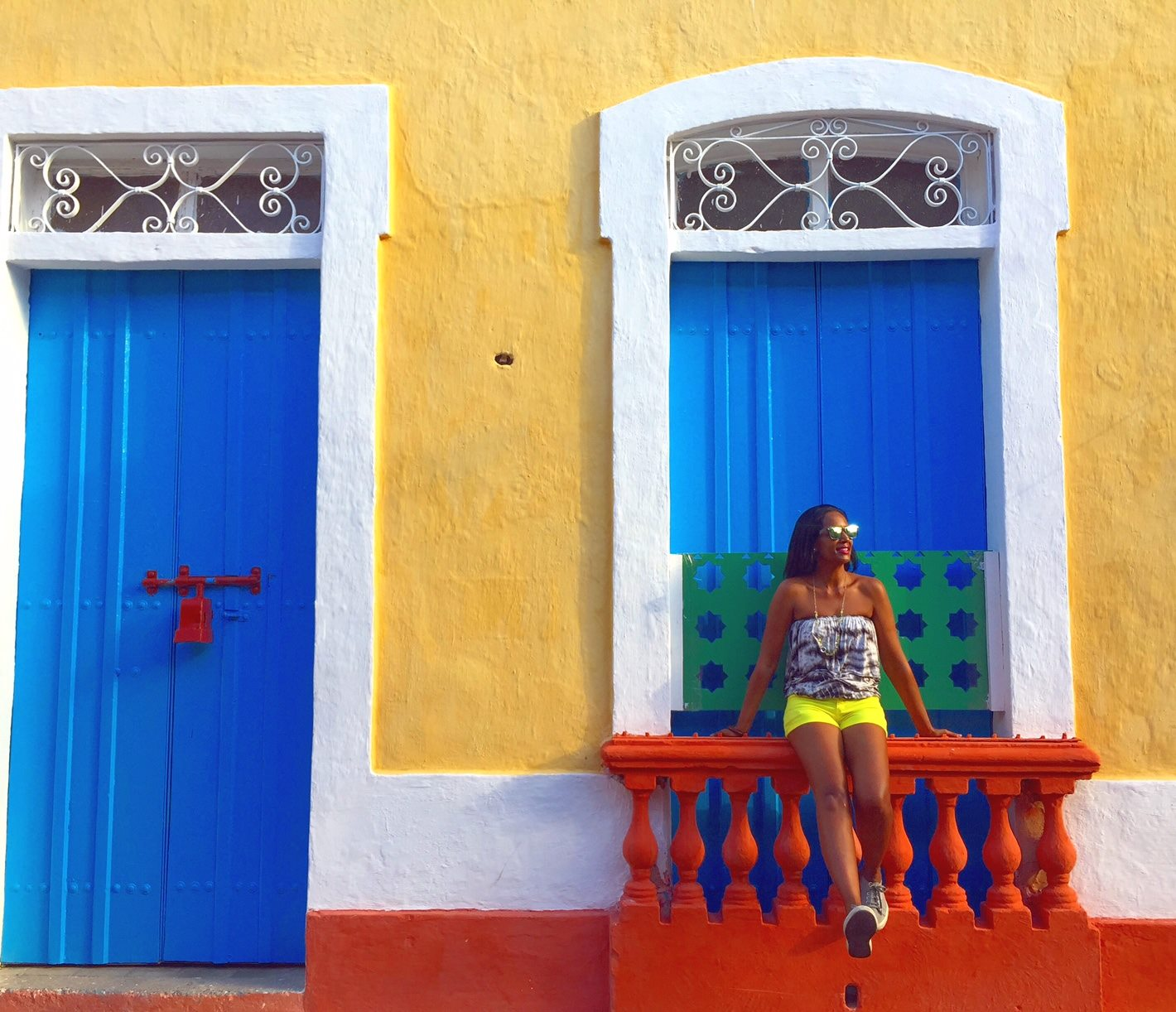 Lily Girma has authored several guidebooks on the Caribbean. She also writes for Lonely Planet, AFAR, and other great travel publications, and partners with different tourism boards. All photos in this article are  courtesy of Lily .