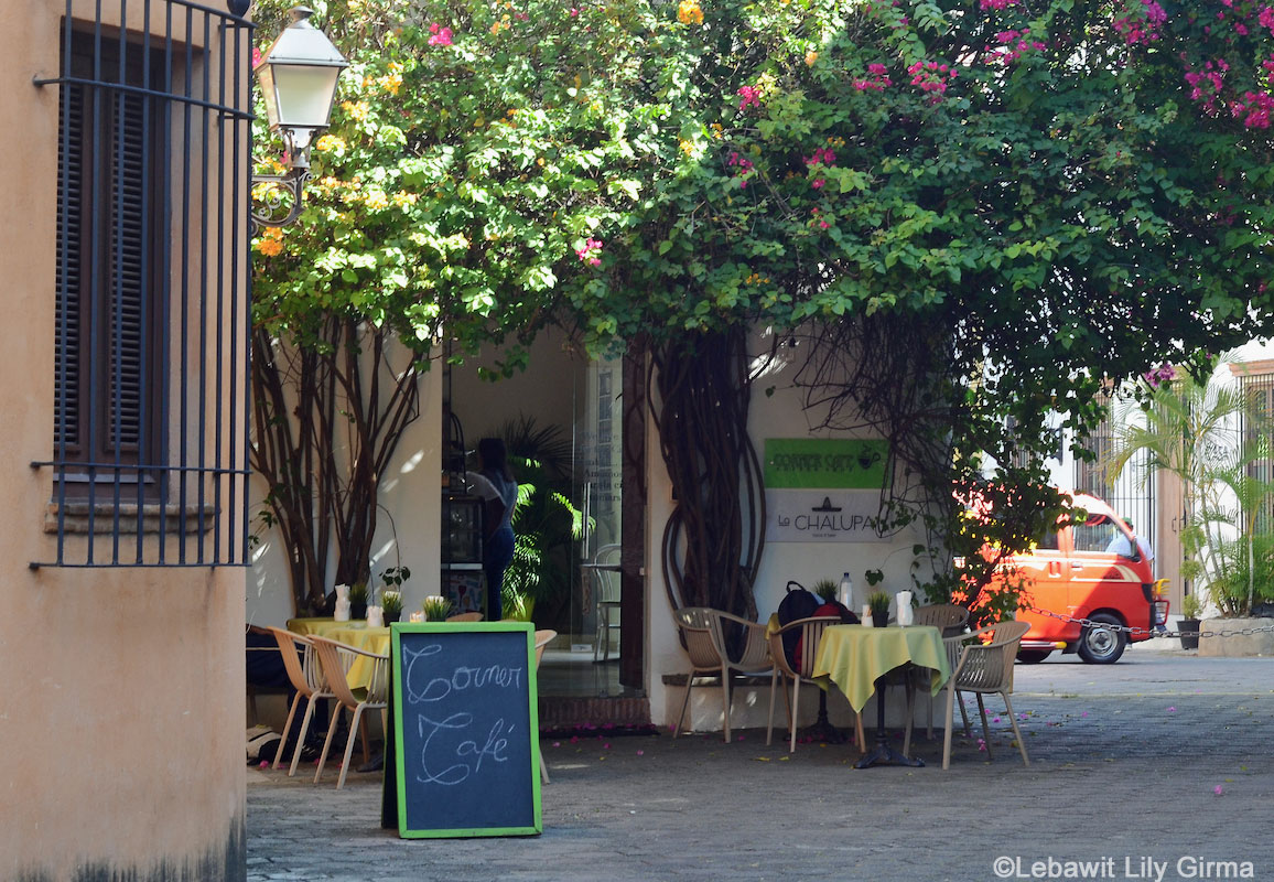 Corner Cafe.