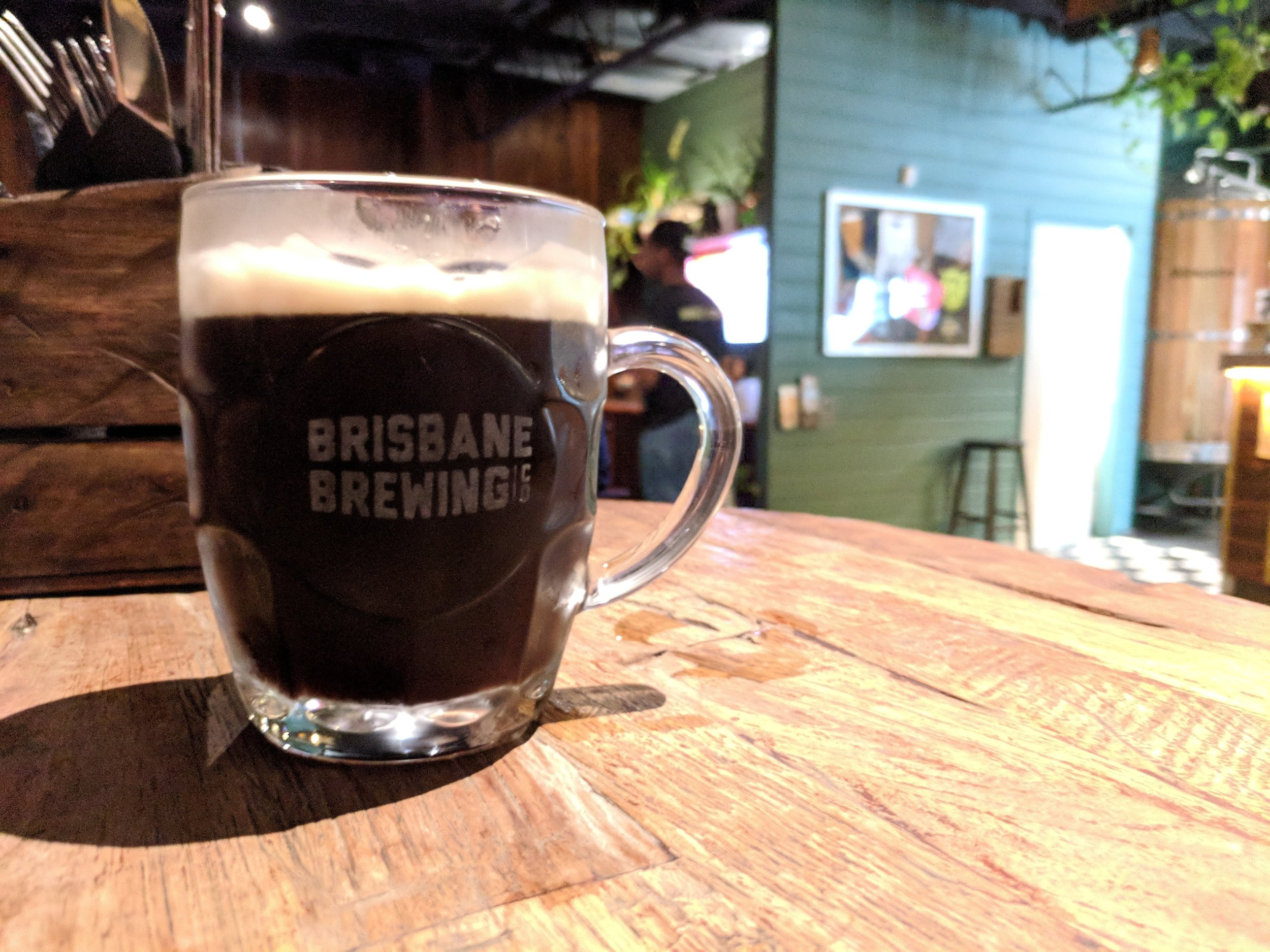 Australians love their beer and their coffee. Photo by  James Cridland .