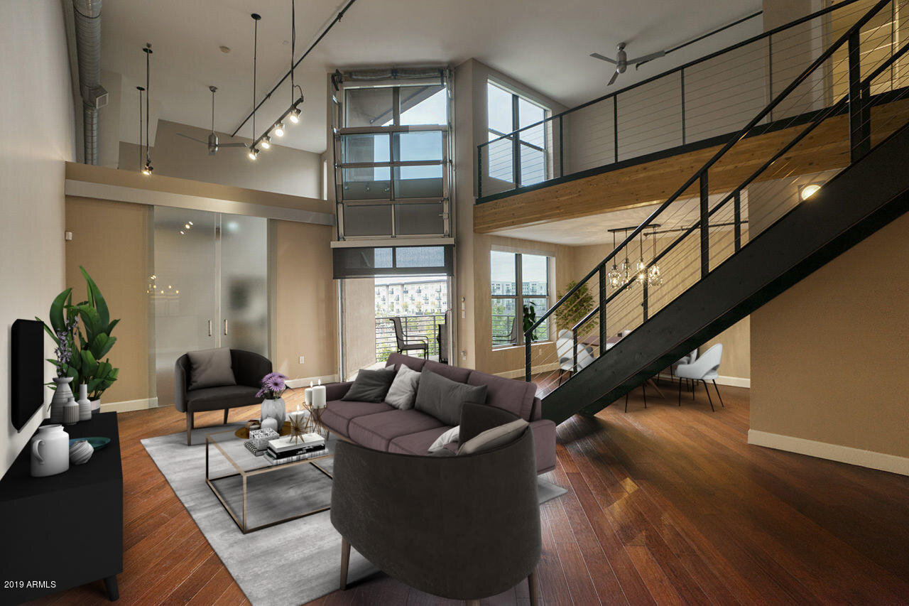 Artisan Lofts - Artisan Lofts on Central is a 40-unit low-rise building in the heart of the Museum District. These are among the most sought after lofts in downtown Phoenix. Located moments away from the Burton Barr Library, Phoenix Art Museum and the light rail.
