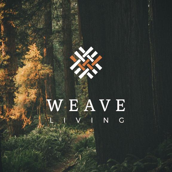 Logo design - Weave Living