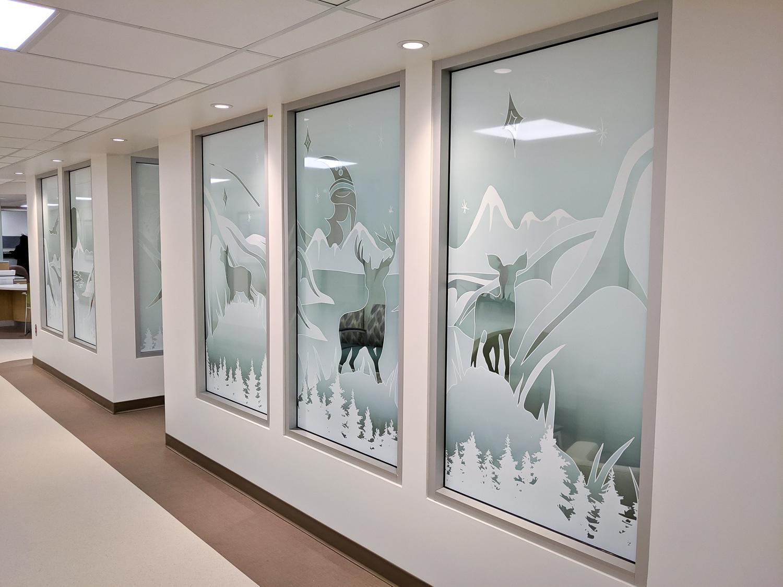 Graphic design - Surrey Mental Health & Substance Use Urgent Care Response Centre