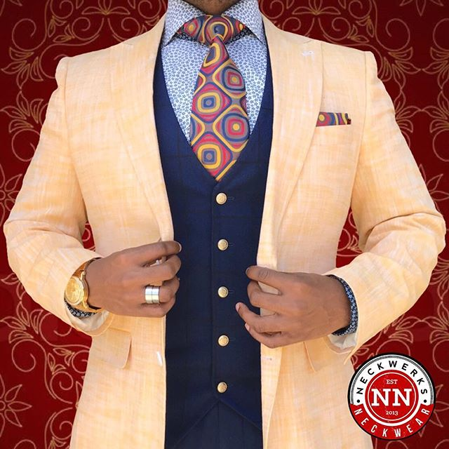 Spring Time is Here!  Shop #NeckwerksNeckwear Click the link in our bio👔 www.neckwerksneckwear.com  #GQ #mensFashion GQstyle #Color  #mensfashion #deviseandconquer #meninsuits #mensfashion #menwithstyle #trendy #igdaily #igstyle #igfashion #instastyle #instafashion  #dapper #fashion #fashionaddict #fashionformen #fashionblogger #summerstyle #spring #springfashion #love #easter #photooftheday #Moviefashion #suits #themarathoncontinues