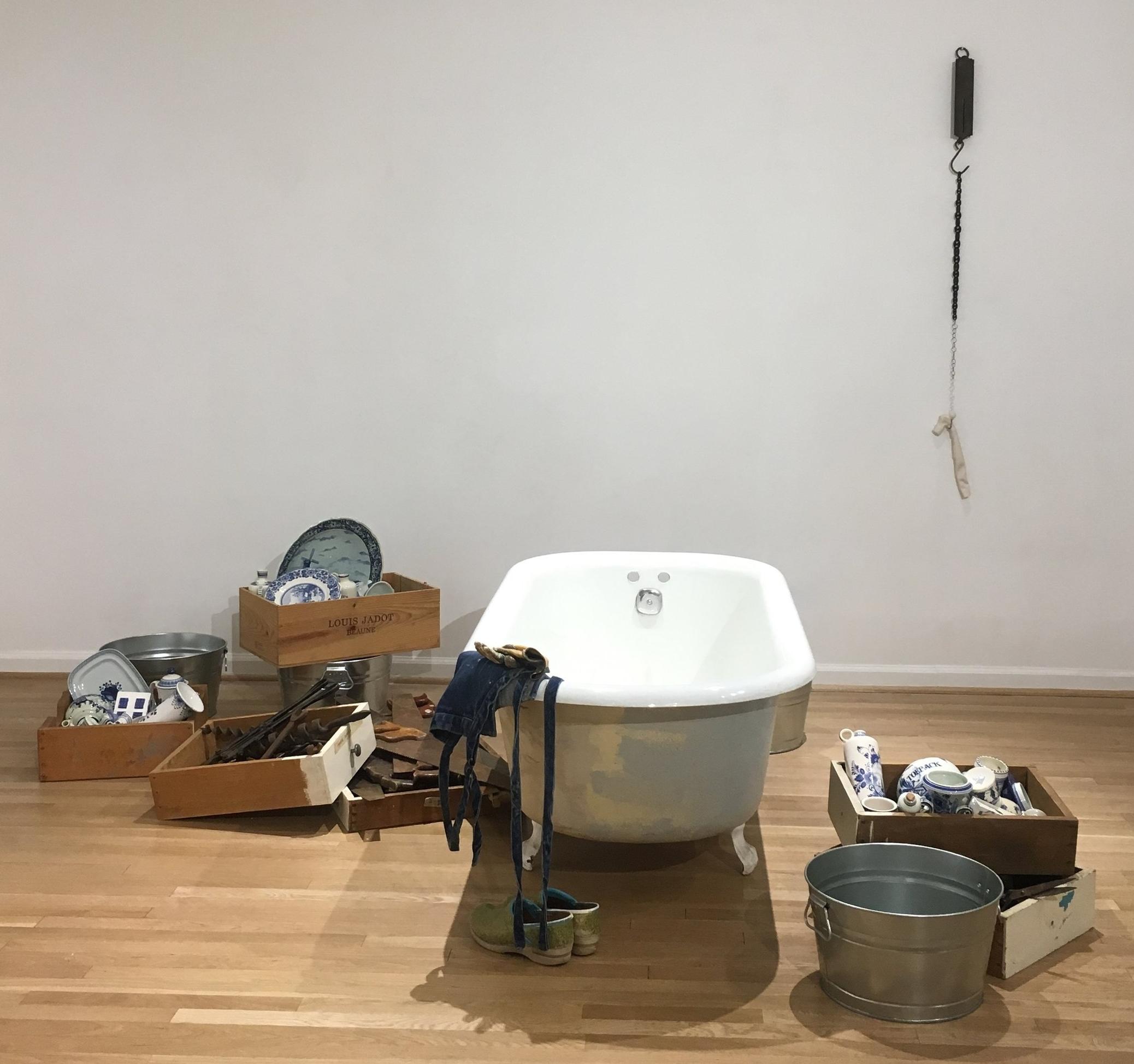 The Long Soak--Pre-installation