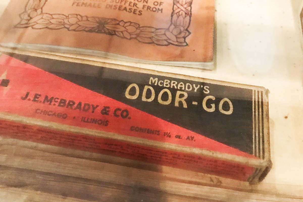 Super-old museum find. OG Hobo, very wacky and very cool.