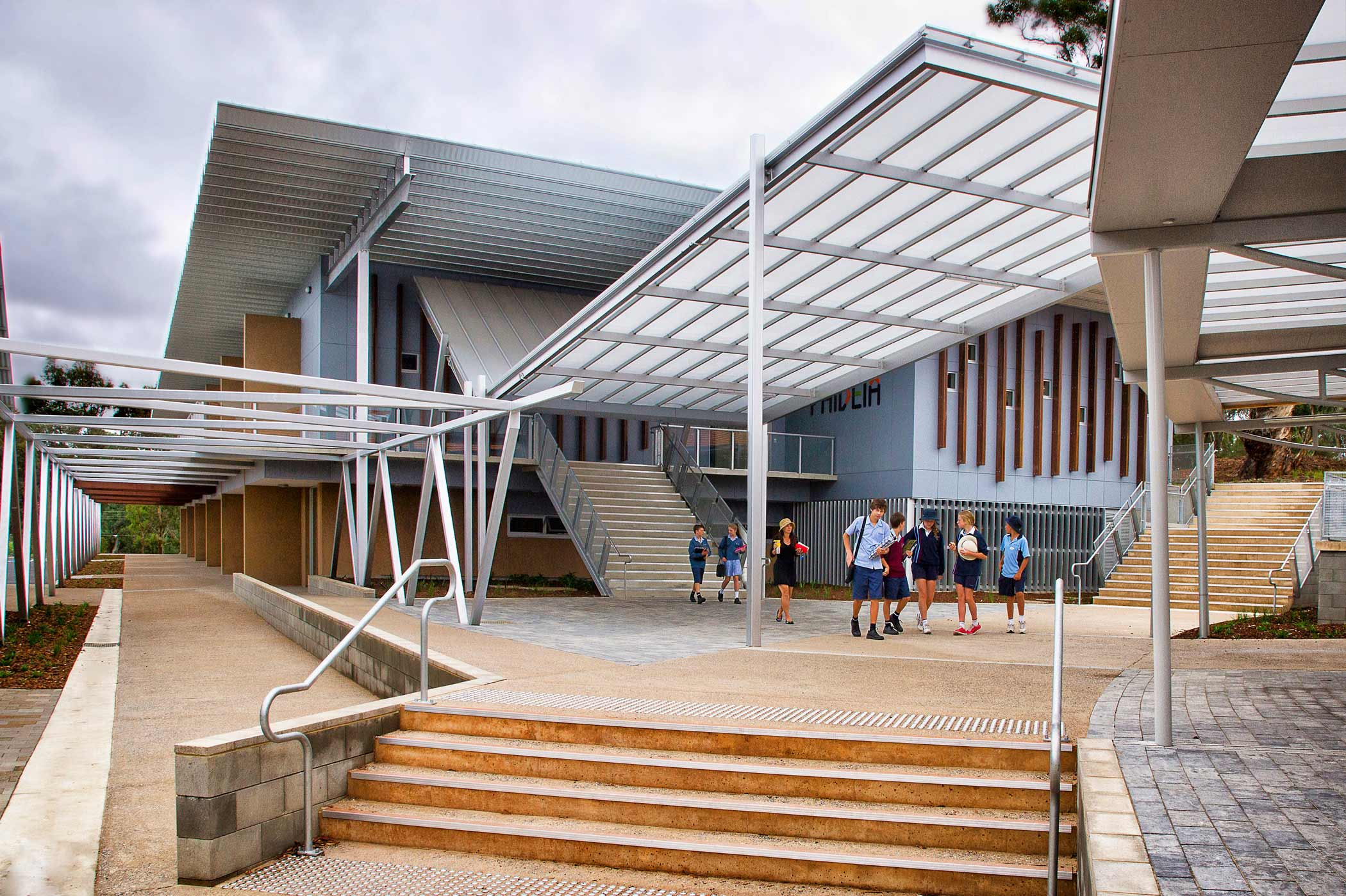 cornerstone college 'paideia' middle years learning centre
