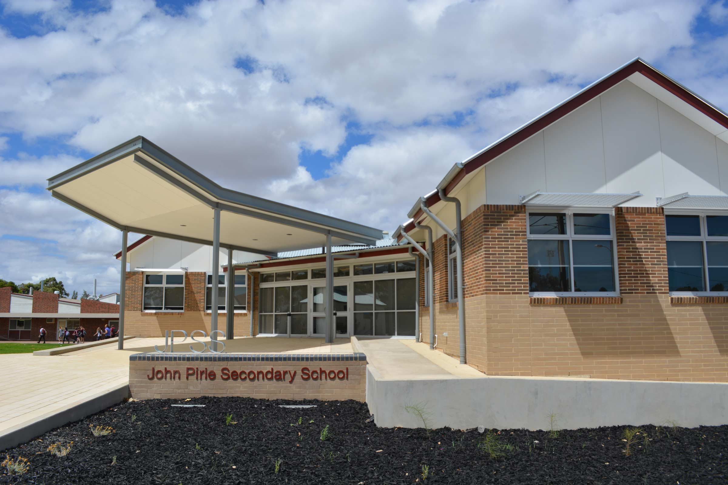 john pirie secondary school administration
