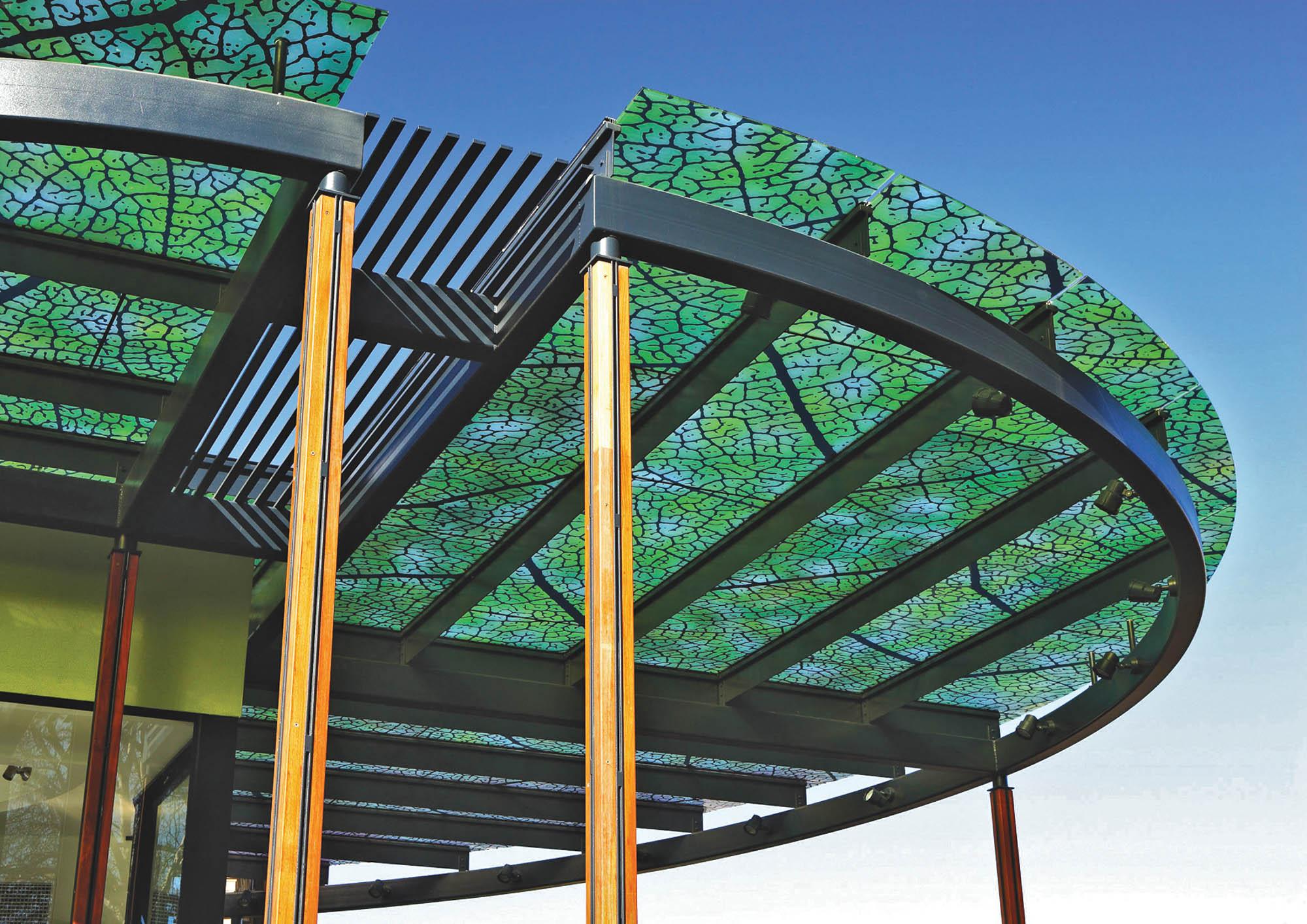 adelaide botanic gardens schomburgk pavilion