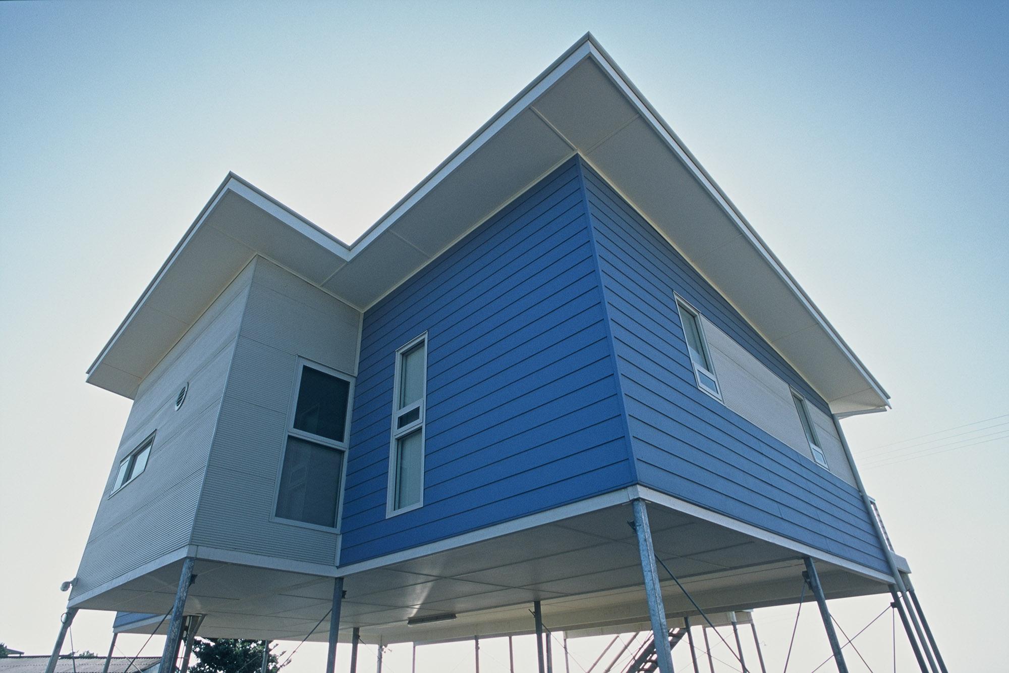 burton beach house