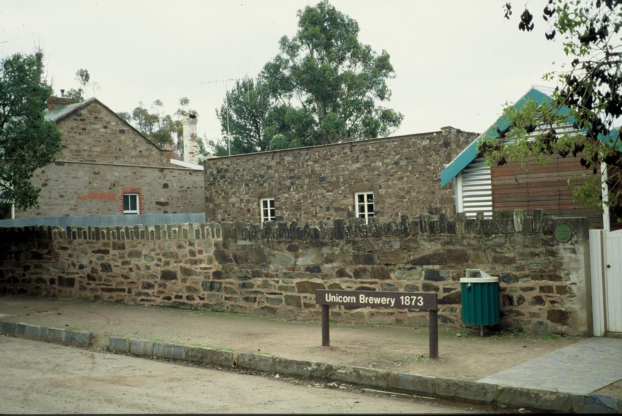 2001 - Unicorn Brewery