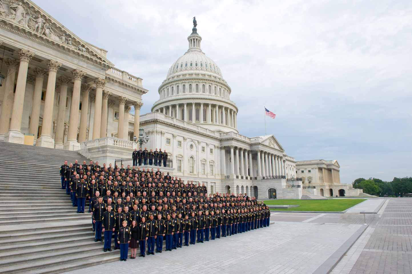 """Photo Credit: The United States Army Band """"Pershing's Own"""""""