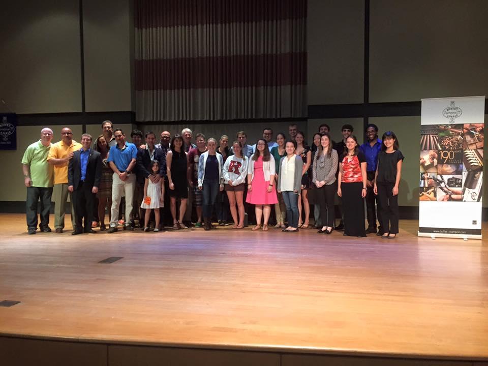 Photo Credit: Buffet Summer Clarinet Academy
